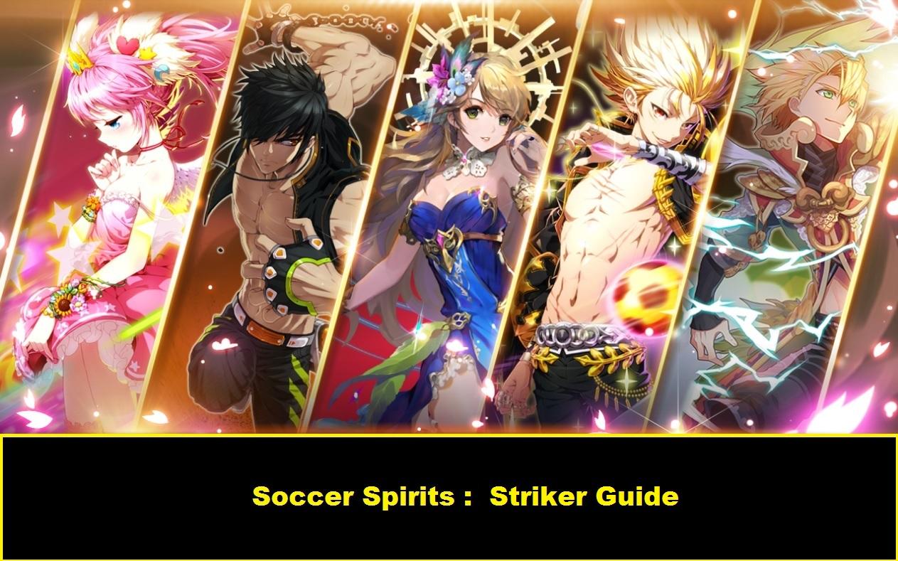 Soccer Spirits Kongbakpao S Striker Ranking Kongbakpao