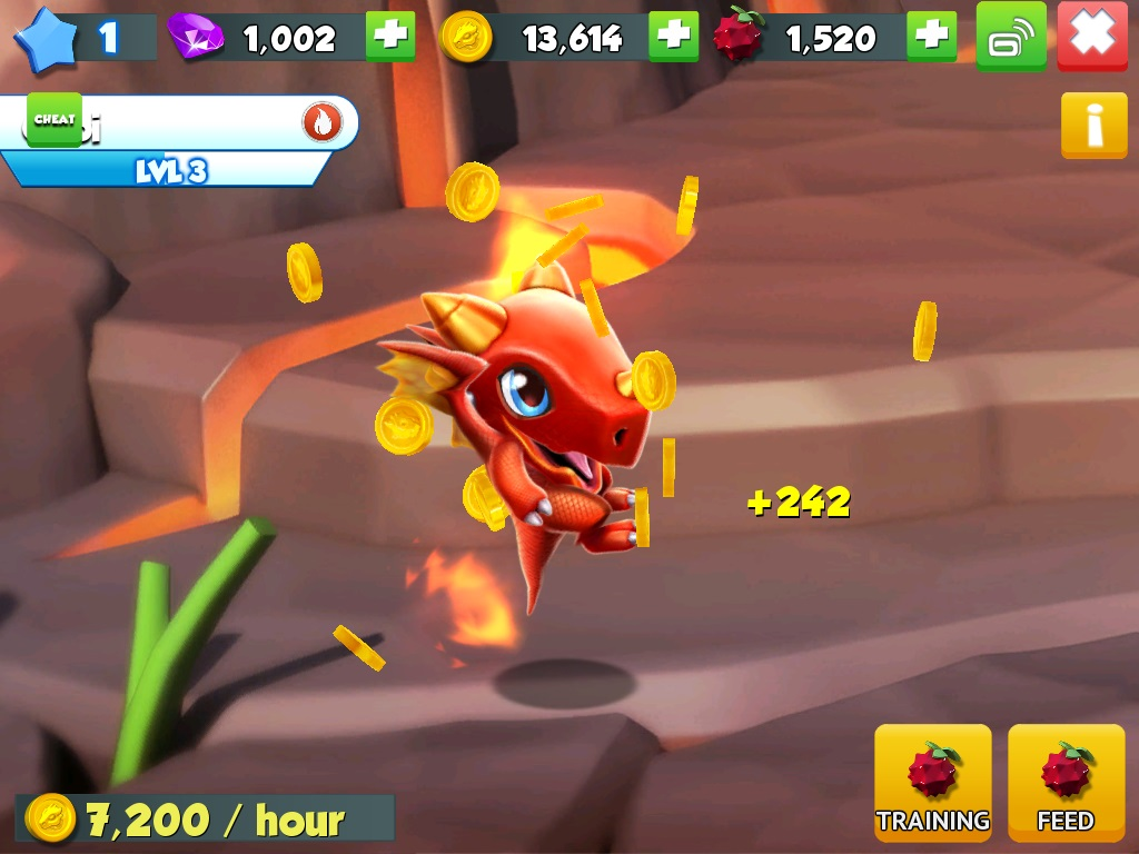 legend of dragon game