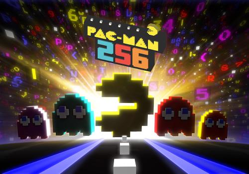 Kongbakpao en pac man 256 endless arcade maze