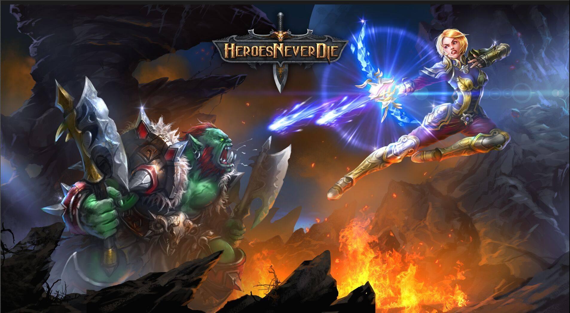 Kết quả hình ảnh cho Heroes Never Die