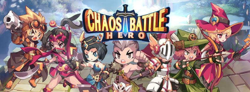 Chaos Battle Hero – Action RPG Side-Scroller Available Now