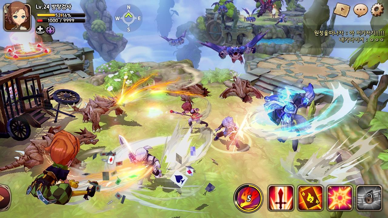 android emulator pc summoners war