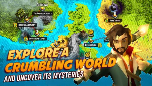 Legacy Quest: Rise of Heroes – On Android and iOS – Kongbakpao