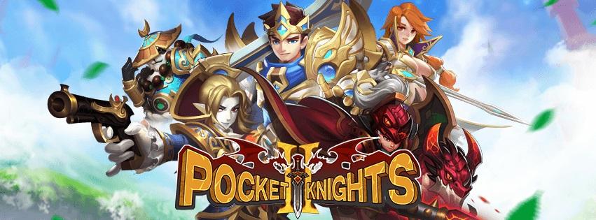 Pocket Knights 2 – Giveaway – Kongbakpao