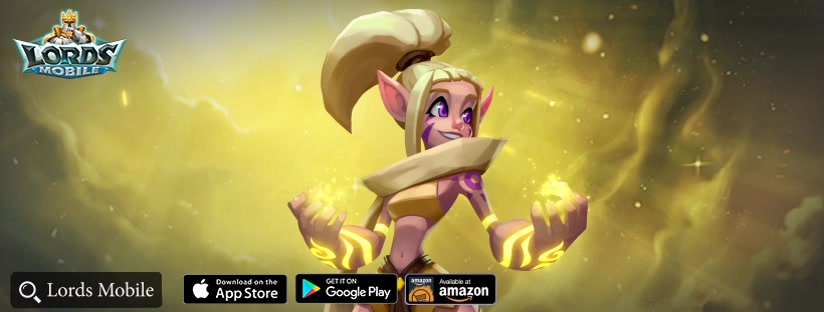 Lords Mobile – Giveaway – Kongbakpao