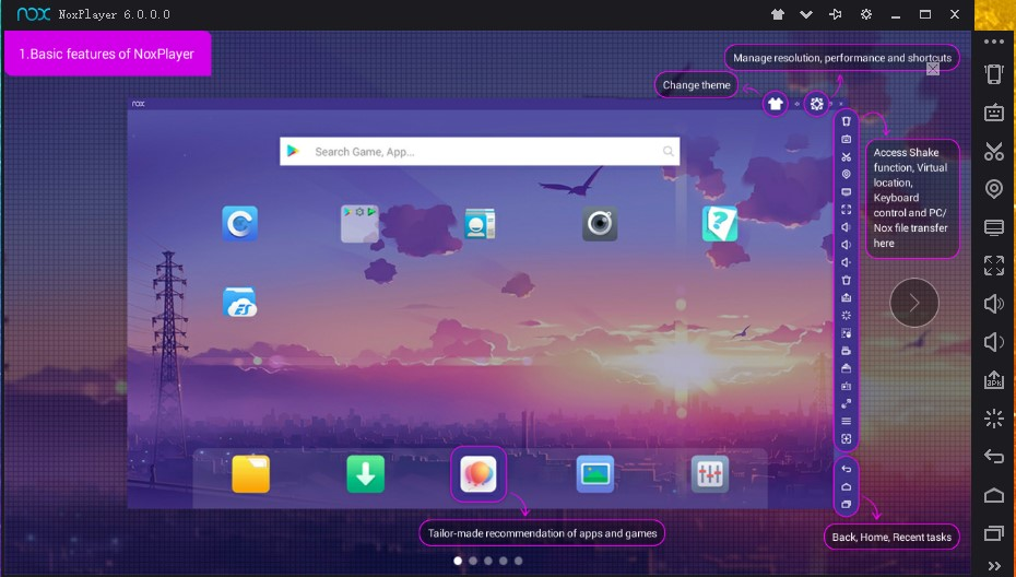 Nox App Player 6 – Kongbakpao