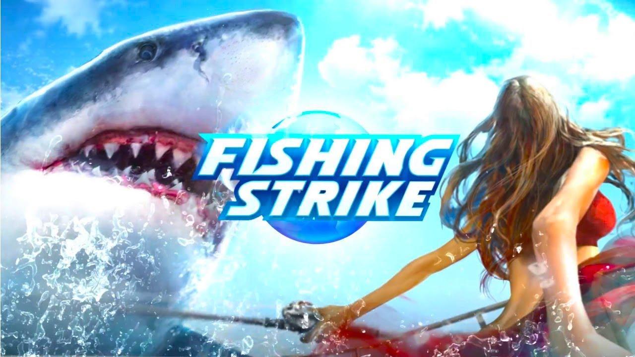 Fishing strike netmarble s latest fishing game kongbakpao for Fishing game app
