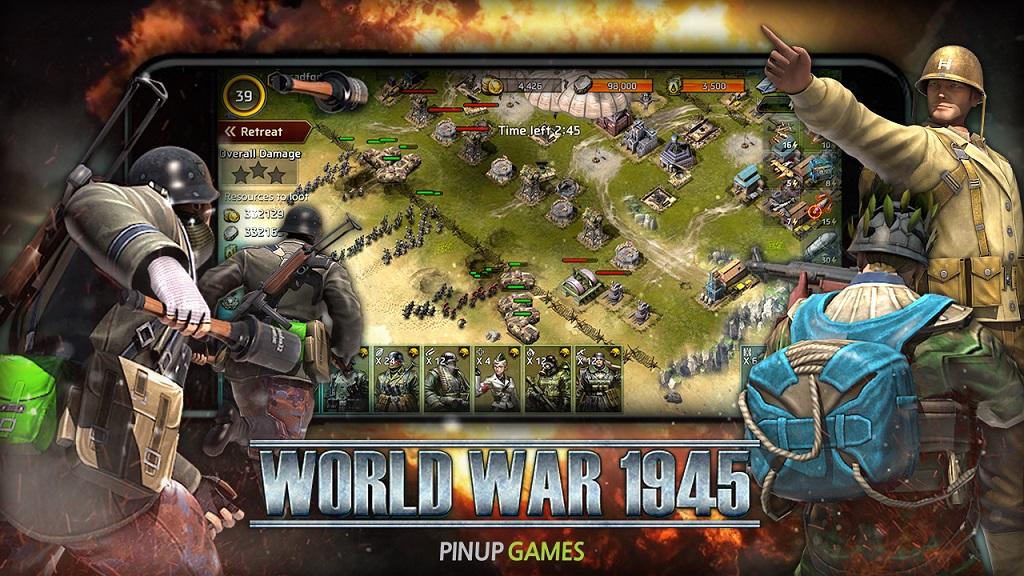 World War 1945 – Global Launch – Kongbakpao