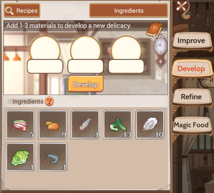 Food Fantasy – Soft Launch in Singapore and Philippines