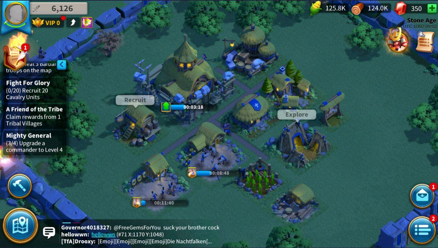 BlueStacks Game – Rise of Civilizations – Kongbakpao