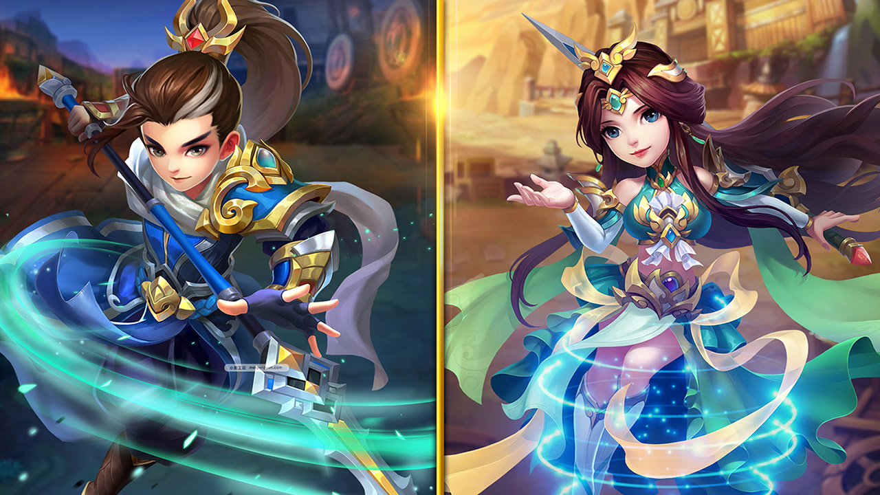 Three Kingdoms – Idle Games Pre-register Start! – Kongbakpao
