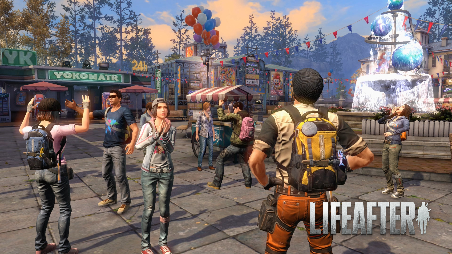 Survival Mobile Game Lifeafter Launches Build A Home