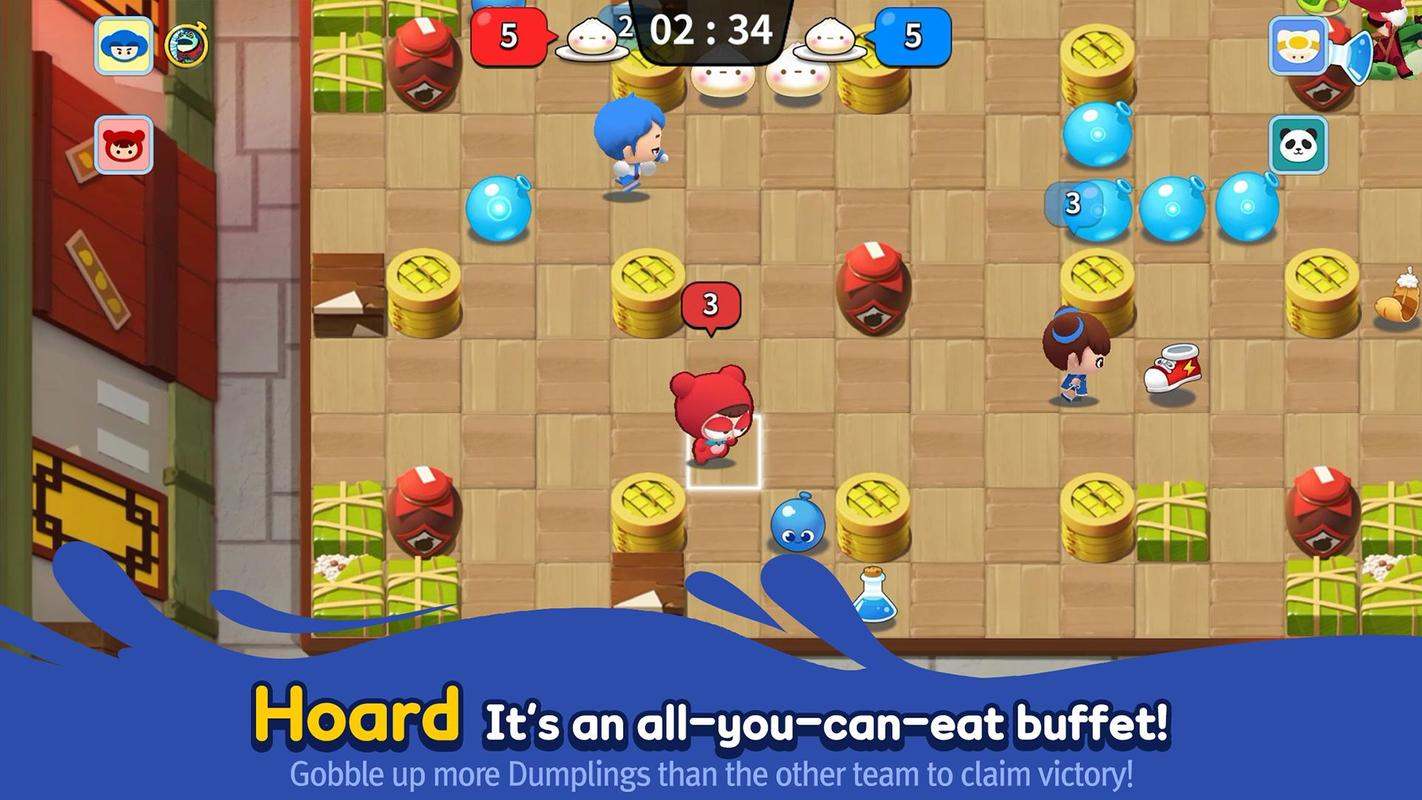 BnB M – Time to Blow Up Water Bombs! – Kongbakpao