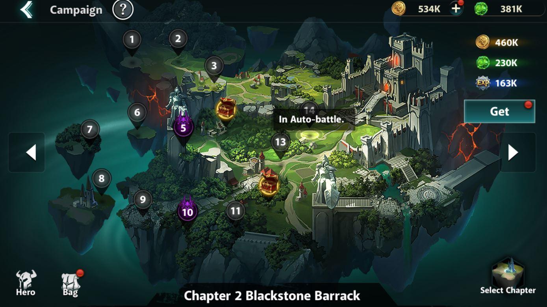 Dungeon Rush: Rebirth – Recruit Your Heroes Today – Kongbakpao