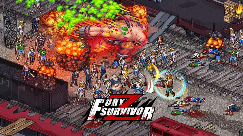 Zombie Survival RPG Fury Survivor Now Available – Kongbakpao