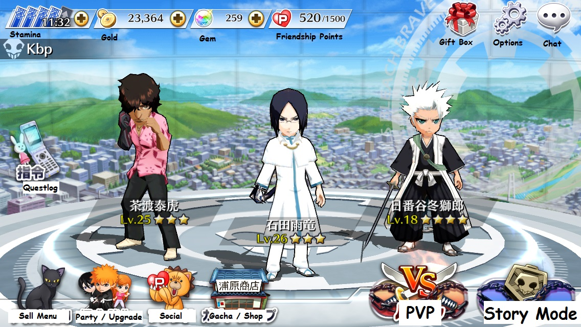 Bleach Brave Souls free download without human verificationb