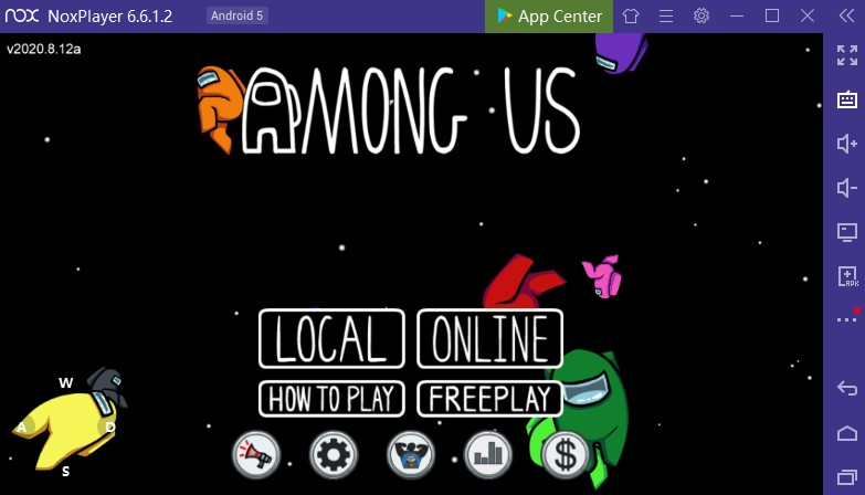 Among Us On Pc With Noxplayer Full Guide For Crewmate And Criminal Kongbakpao